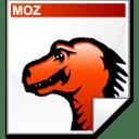 Mimetype mozilla doc icon