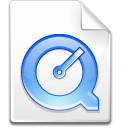 Mimetype quicktime icon