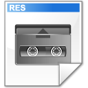 Mimetype resource icon