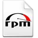 Mimetype rpm icon