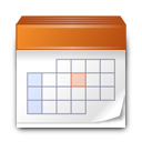Mimetype schedule icon