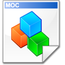 Mimetype source moc icon