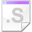 Mimetype source s icon