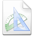 Mimetype vector gfx icon