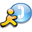 App gaim phone icon