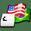 App keyboard layout icon