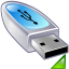 Device-usb-drive-mount icon