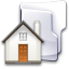 Filesystem folder home 2 icon