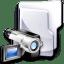 Filesystem folder video icon