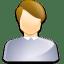Kdm user male icon