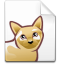 Mimetype metafont cat icon