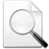 App-document-find icon