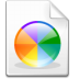Mimetype-color-scm icon