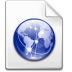 Mimetype-html icon