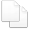 Action-copy icon