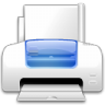 Action-file-print icon