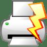 Action-file-quick-print icon