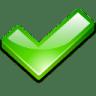 Action-ok icon