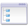 Action-view-tree icon