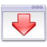 Action-window-no-fullscreen icon