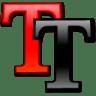 App-fonts icon