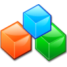 App-kcmdf-cubes icon