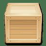 App-wood-box icon