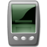 Device-pda-black icon