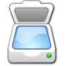Device-scanner icon