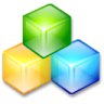 Filesystem-blockdevice-cubes icon