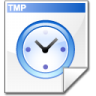 Filesystem-file-temporary icon