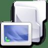 Filesystem-folder-desktop icon