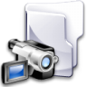 Filesystem-folder-video icon