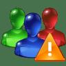 Kdm-config-danger icon