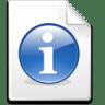 Mimetype-info icon