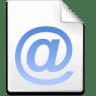 Mimetype-message icon