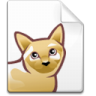Mimetype-metafont-cat icon
