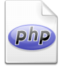 Mimetype-php icon