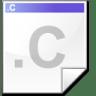 Mimetype-source-c icon