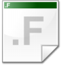 Mimetype-source-f icon