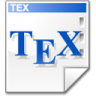 Mimetype-tex icon