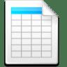 Mimetype-vcalendar icon