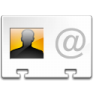 Mimetype-vcard icon