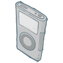 IPod-Grey icon