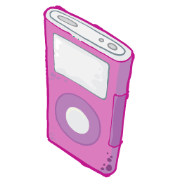 iPod Pink icon