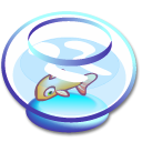 http://icons.iconarchive.com/icons/everaldo/kids-icons/128/babelfish-icon.png