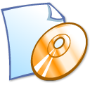 Cd image icon