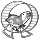Click n run grey icon