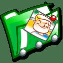 Folder image icon