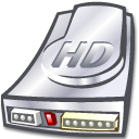 hdd unmount icon